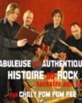 concert La Fabuleuse Et Authentique Histoire Du Rock Racontee Aux Enfants