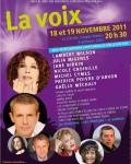 concert L'homme Merveilleux : La Voix
