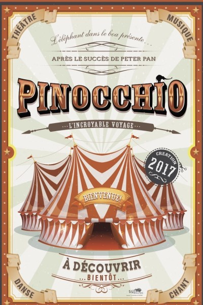 PINOCCHIO, L'INCROYABLE VOYAGE