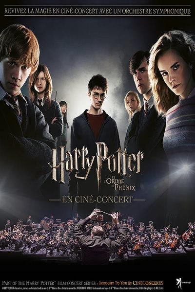 concert Harry Potter Et L'ordre Du Phoenix - Cine Concert