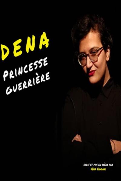 PRINCESSE GUERRIERE