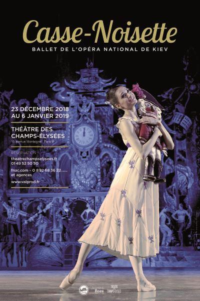 concert Casse Noisette ( Ballet Opera Nationnal D'ukraine )