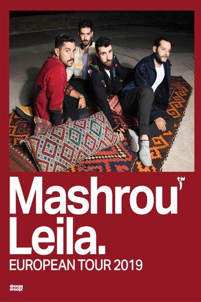 concert Mashrou' Leila