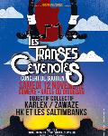 Concert de soutien au festival Transes Cévenoles (Gard)