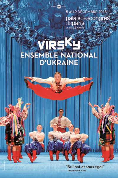 concert Ballet National D'ukraine - Virski