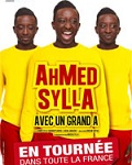"spectacle Ahmed Sylla ""différent"" de Ahmed Sylla"