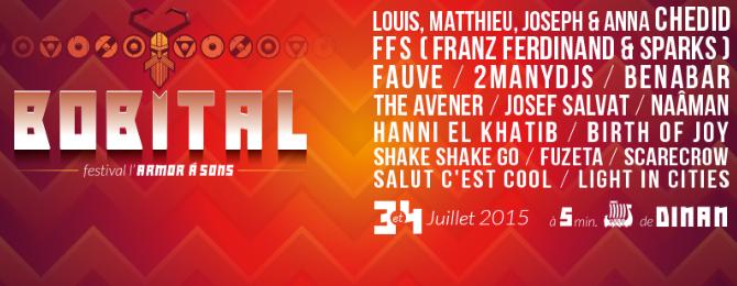 Bobital Festival l'Armor A Sons