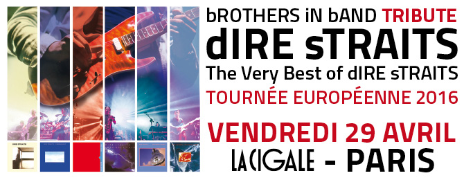 BROTHERS IN BAND TRIBUTE DIRE STRAITS