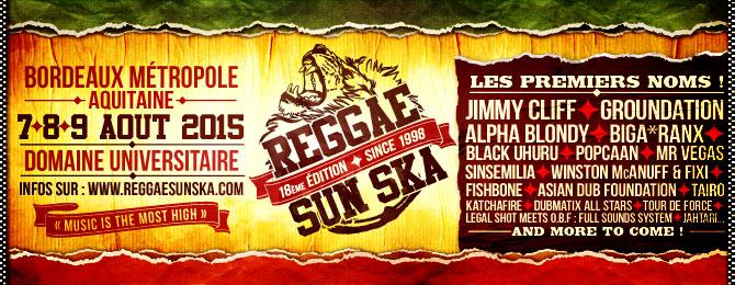 Festival Reggae Sun Ska 2015