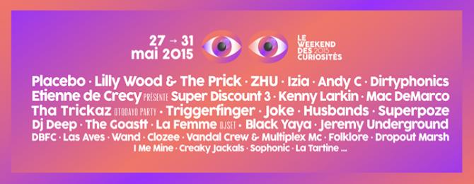 Festival Le Week End des Curiosités