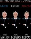 LA TOURNEE DES CHANSONNIERS  - THEATRE DES 2 ANES