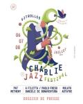 CHARLIE JAZZ FESTIVAL // Du 6 au 8 Juillet à Vitrolles