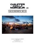 CHAUFFER DANS LA NOIRCEUR // Du 13 au 15 Juillet à Montmartin sur Mer