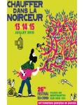 Festival CHAUFFER DANS LA NOIRCEUR - Programmation 2018