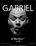 concert Gabriel / Gab Joue Rappel