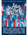 Le Jardin du Michel Animation programmation 2019