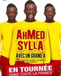 spectacle Ahmed Sylla