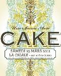concert Cake