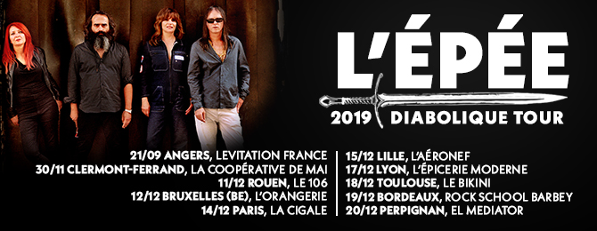 L'EPEE 2019