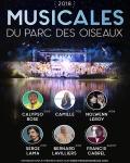 Musicales du Parc des Oiseaux 2018