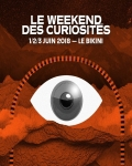 LE WEEKEND DES CURIOSITES