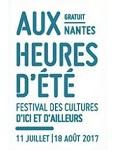 Teaser Festival Aux heures d'été 2017 - du 11 juillet au 18 août à Nantes