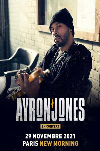 concert Ayron Jones