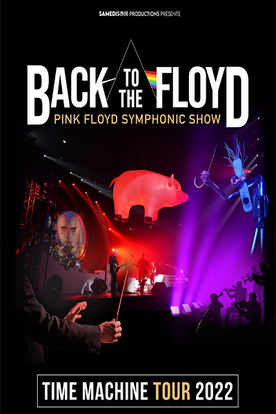 concert Back To The Floyd