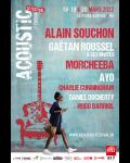 FESTIVAL / Acoustic Festival : la 8ème édition accueillera Asaf Avidan, Shake Shake Go, Boulevard des Airs et bien d'autres ...