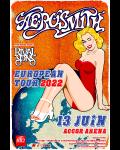 Icône du rock américain, Aerosmith sera en concert à Paris pour fêter 50 ans de carrière !