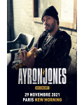 AYRON JONES