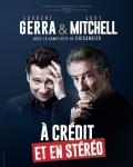 Eddy MItchell s'associe à Laurent Gerra pour un concert plein de swing et d'humour à vivre chez vous