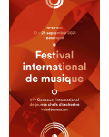 FESTIVAL INTERNATIONAL DE MUSIQUE DE BESANCON FRANCHE COMTE