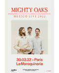 concert Mighty Oaks