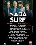 RESERVEZ / Nada Surf présentera son nouvel album en tournée en France au printemps 2016