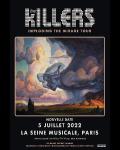 The Killers en concert : c'est ce soir au Zénith de Paris