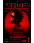 Spectacle THE AFTER HOURS TOUR de THE WEEKND