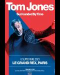 La bombe Tom Jones bientôt en concert à la Salle Pleyel !