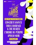 La Tournée 2018 des iNOUïS du Printemps de Bourges Crédit Mutuel
