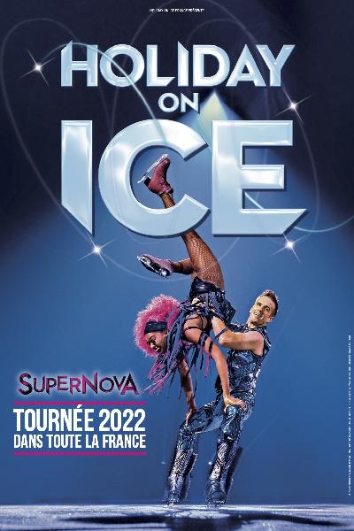 concert Holiday On Ice - Supernova