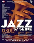 Teaser Jazz sur Seine 2017 - 6ème édition