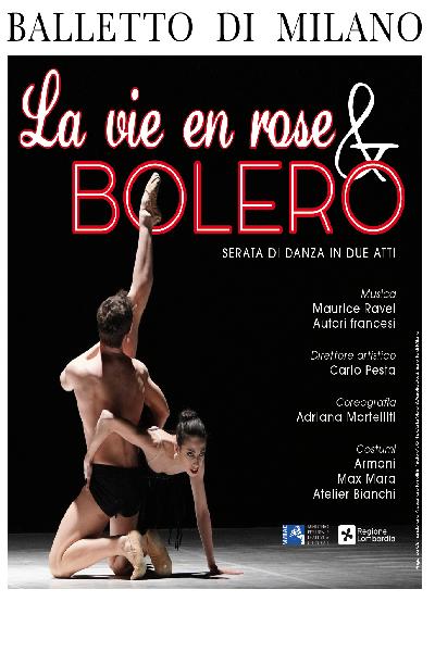 concert La Vie En Rose & Bolero (le Ballet De Milan)