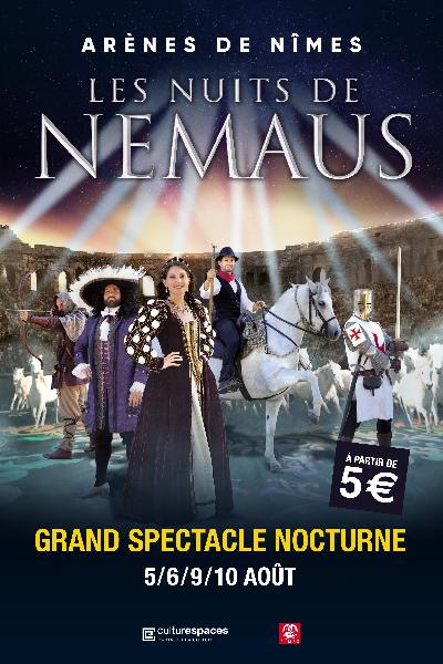concert Les Nuits De Nemaus