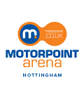 MOTORPOINT ARENA A NOTTINGHAM