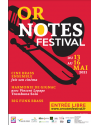 OR NOTES FESTIVAL