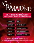 Festival Les Grimaldines 2015