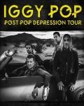 spectacle Les Escales de Iggy Pop & The Stooges