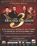 concert Les Trois (3) Mousquetaires
