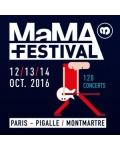 MaMA Festival Teaser #3 - 12/13/14 Octobre 2016