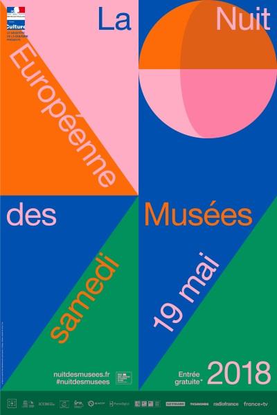 EVENEMENT / Samedi 19 mai, ne manquez pas la Nuit Européenne des Musées !